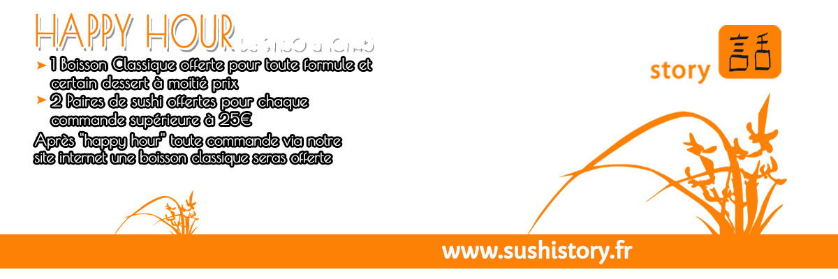offre sushis